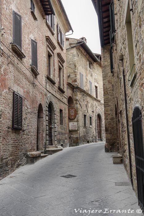 pueblos italianos