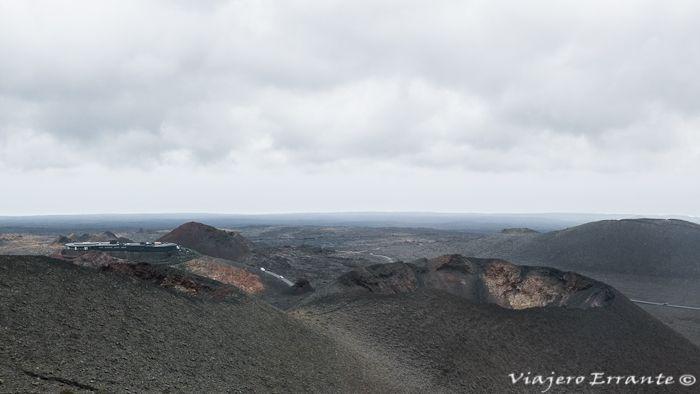 paisajes de lanzarote