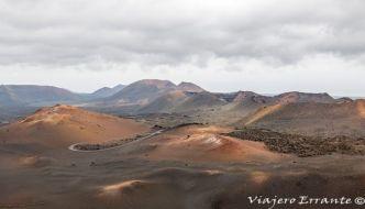 Visitar Timanfaya – Las montañas de fuego del Parque Nacional.