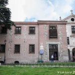 El Real Monasterio de la Encarnación en Madrid.