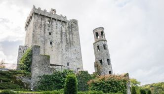 Castillos de Irlanda – Blarney Castle y sus jardines.