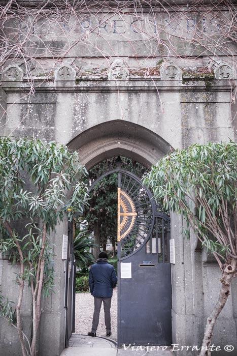 cementerio protestante de roma