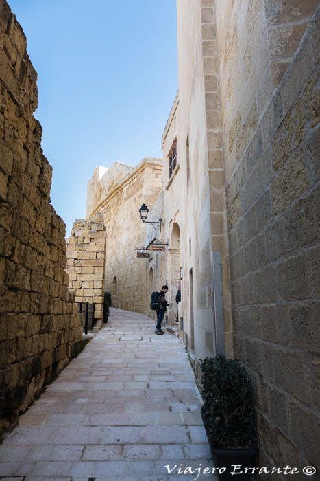 cittadella de gozo