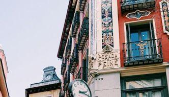 Algunas curiosidades de Madrid.