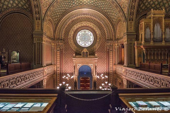 sinagogas de praga