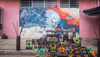 Ruta de las Flores en El Salvador, en bus y por libre.
