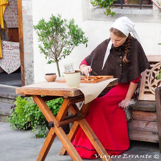 Restaurante Olde Hansa en Tallin