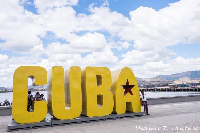 Malecón de Santiago de Cuba