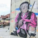 Comuna 13 en Medellín. De la guerra urbana al turismo.