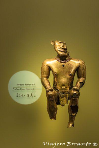 Museo del Oro en Bogotá