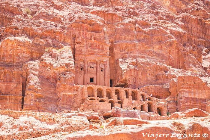 que ver en Petra