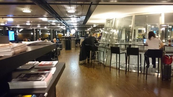 Swiss Air Business Lounge - Zurich ZRH -14