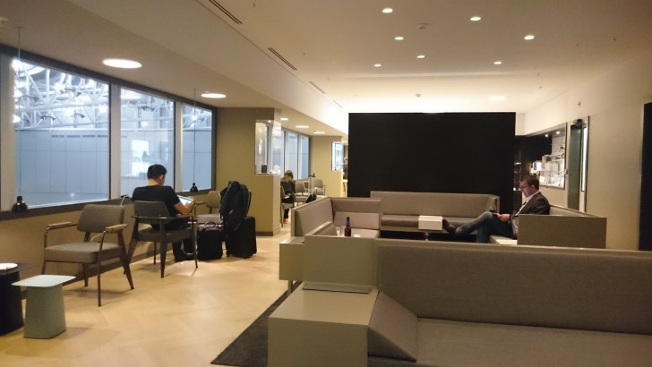 Zurich ZRH airport - Oneworld y Skyteam Lounges Priority Pass-18