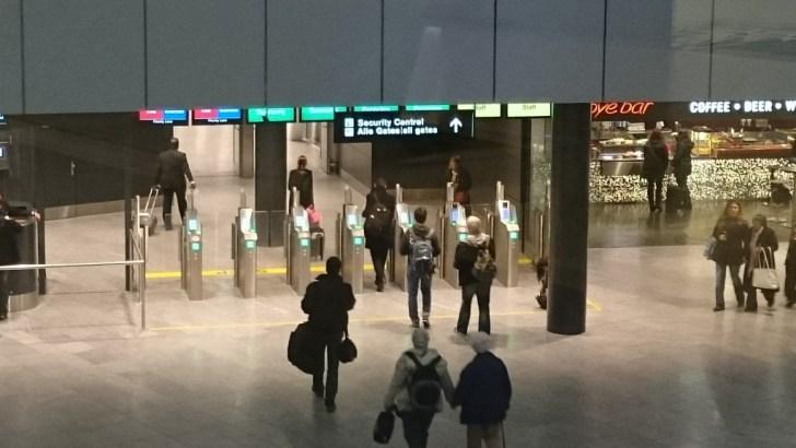 Zurich ZRH airport - Oneworld y Skyteam Lounges Priority Pass-25