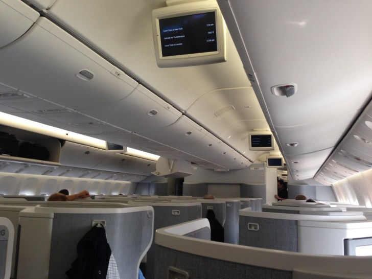 Clase Ejecutiva American Airlines 777-300ER-09