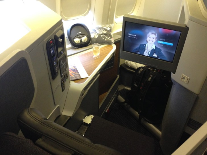 Clase Ejecutiva American Airlines 777-300ER-55