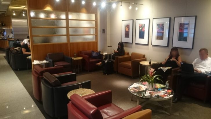 Flagship Lounge ORD - American Airlines-025