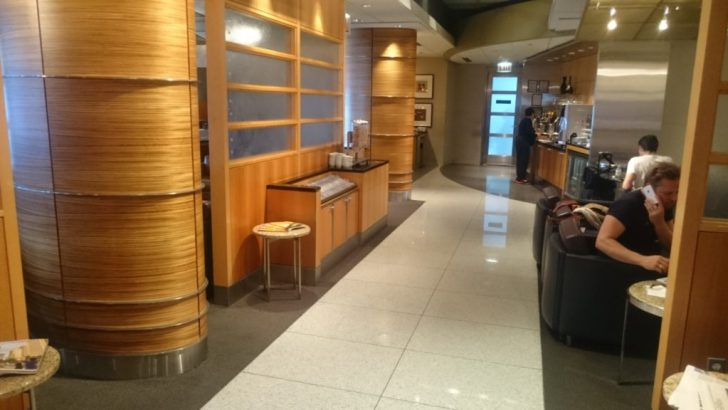 Flagship Lounge ORD - American Airlines-028