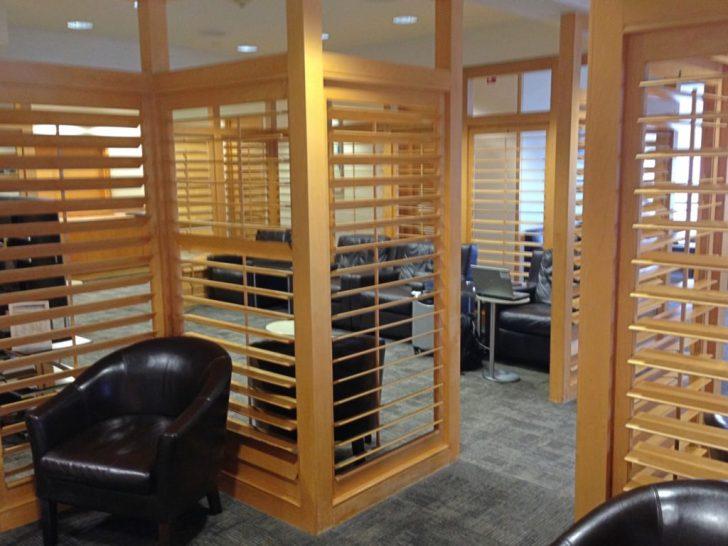 Sala VIP lounge oneworld en Terminal E de Miami - MIA-15
