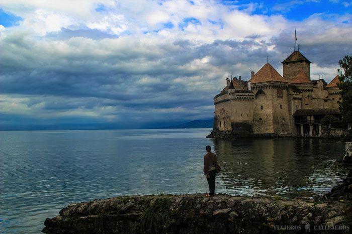 Castillo de Chillon uno de los 10 castillos más impresionantes del mundo