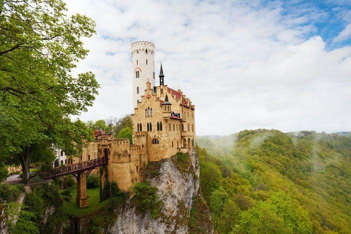 Castillo de Lichtenstein uno de los 10 castillos más impresionantes del mundo