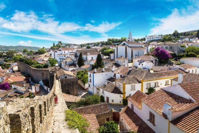 Óbidos, uno de los lugares que ver en Portugal imprescindibles