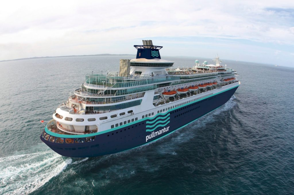 Crucero Sovereign de Pullmantur