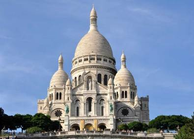 """Basílica del """"Sacré Coeur"""""""