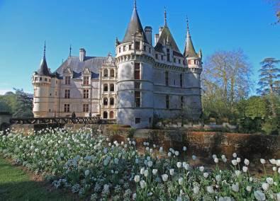 Castillo Azay-le-Rideau