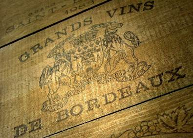 Vineyard of Bordeaux