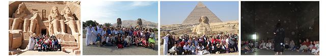 Tierra Santa y Egipto
