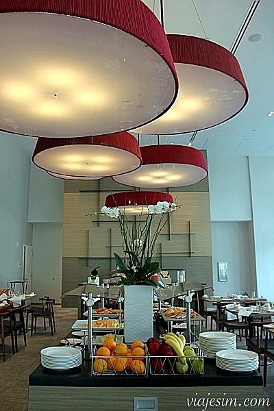 Onde ficar em Miami Hotel para enxoval do bebe em Miami Atton Brickell MiamiOne ficar em Miami Cafe Atton Brickel Miami