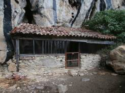 Atrio externo de la ermita