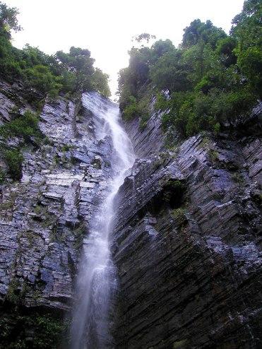 La cascada de Dindefelo
