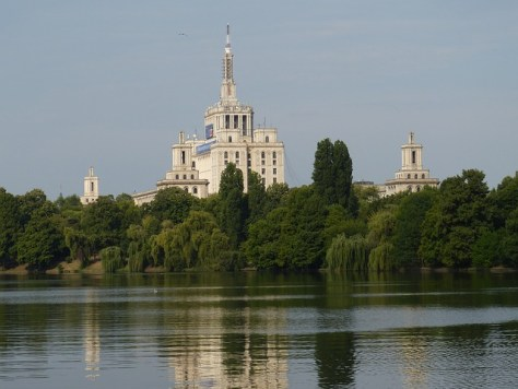 capital de rumania