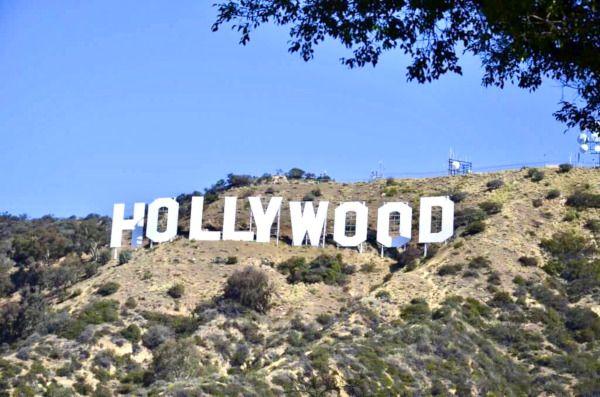 Dónde ver el cartel de Hollywood