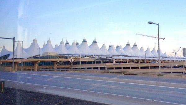 El aeropuerto de Denver, uno de los mejores de USA