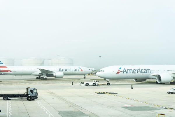 Nuevo control para volar a Estados Unidos