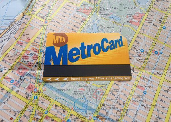 Metro de Nueva York: Tarjeta MetroCard, plano, consejos y mucho más