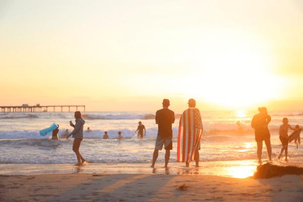 Cómo celebrar el 4 de julio en San Diego