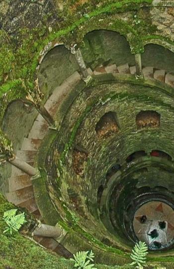 La misteriosa Torre invertida de Sintra