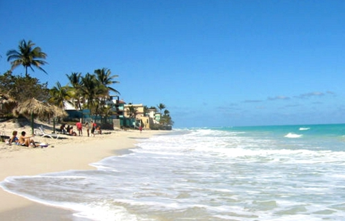 destinos por el Caribe
