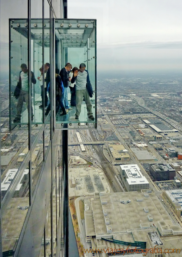 Chicago Willis Tower 2