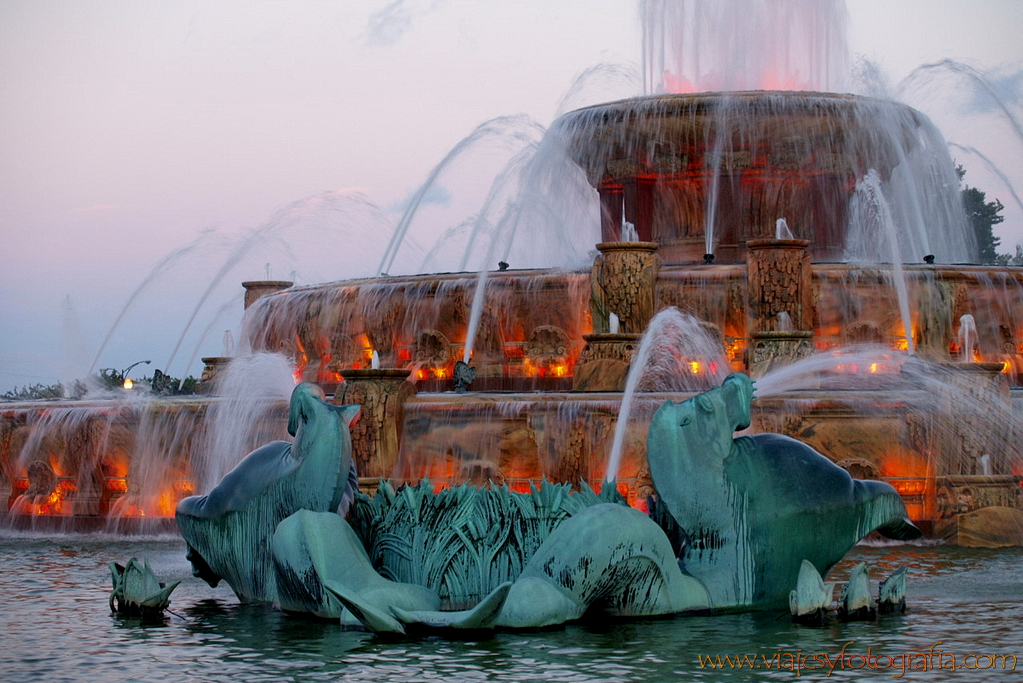 Chicago Buckingham Fountain 3