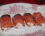 Rollitos de salmón ahumado y 7 claves para mantener el romanticismo