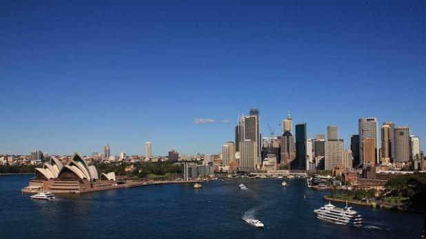 que visitar en australia