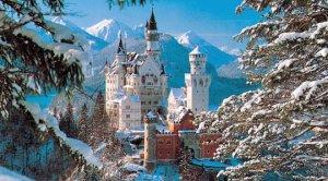 Neuschwanstein-Castillo