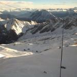 Pista de esquí en Garmisch-Partenkirchen