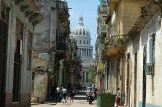 Capitolio dede la calle