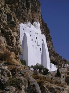 Monasterio de Amorgos